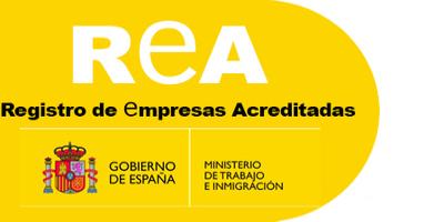 Registro de Empresas Acreditadas